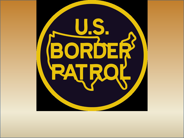 Oct. 29 The Border Patrol