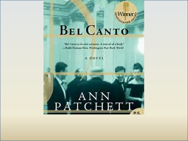 PC Reads Bel Canto