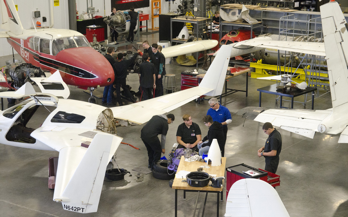 Aviation Maintenance Technology web